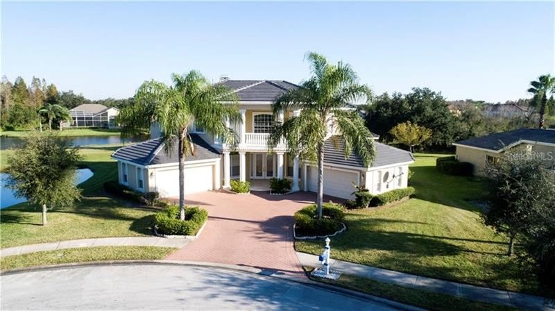 19133 HARBORBRIDGE LANE, Lutz, FL 33558 - #: T3286004