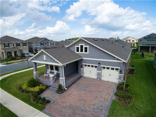 Photo of 10157 SHALLOW WATER DRIVE, WINTER GARDEN, FL 34787 (MLS # O5927005)