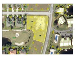 Photo of 1511 ATARES DRIVE #lot 27, PUNTA GORDA, FL 33950 (MLS # C7239006)