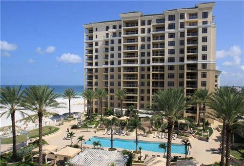 Photo of 11 BAYMONT STREET #807, CLEARWATER BEACH, FL 33767 (MLS # U8109007)