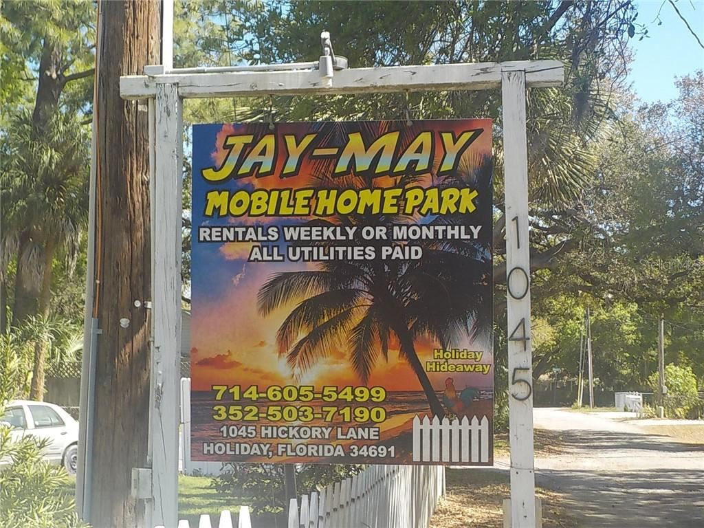 1045 HICKORY LANE, Holiday, FL 34691 - MLS#: W7831008