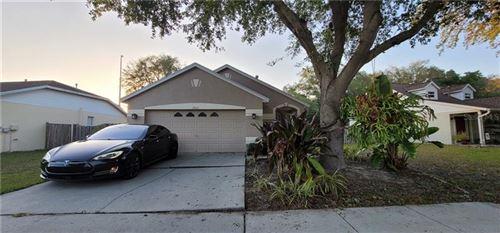 Photo of 24633 LAUREL RIDGE DRIVE, LUTZ, FL 33559 (MLS # T3301009)