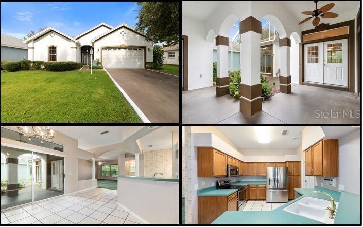 1111 SAN ANTONIO LANE, The Villages, FL 32159 - #: OM606009