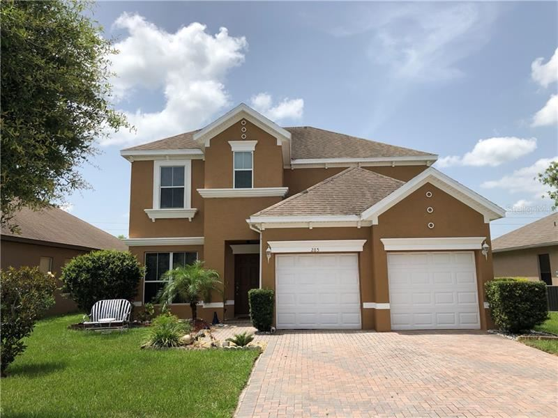 285 TOWERVIEW DRIVE W, Haines City, FL 33844 - #: O5874010