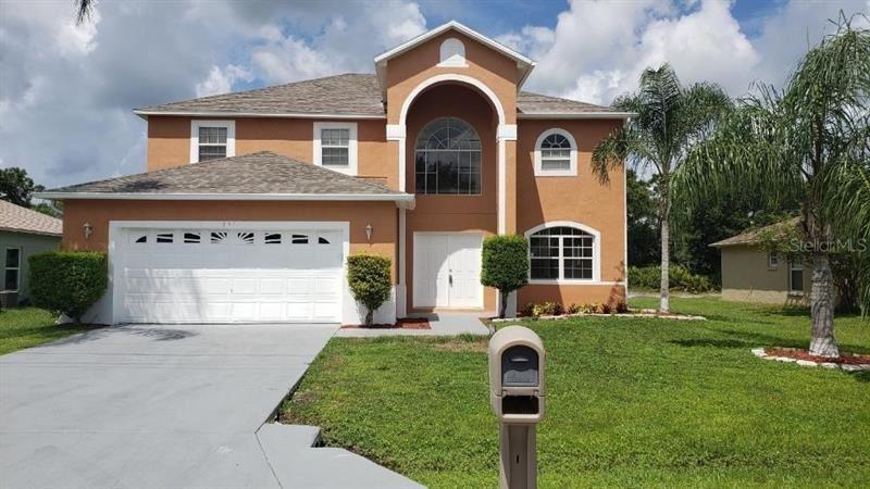 851 JARNAC DRIVE, Kissimmee, FL 34759 - #: S5037010