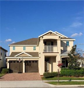 Photo of 8657 LOOKOUT POINTE DRIVE, WINDERMERE, FL 34786 (MLS # O5785011)