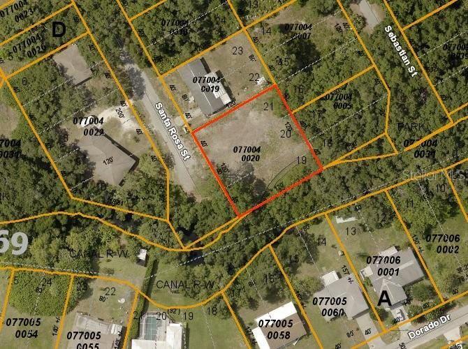 Photo of 401 SANTA ROSA STREET, NORTH PORT, FL 34287 (MLS # A4443011)