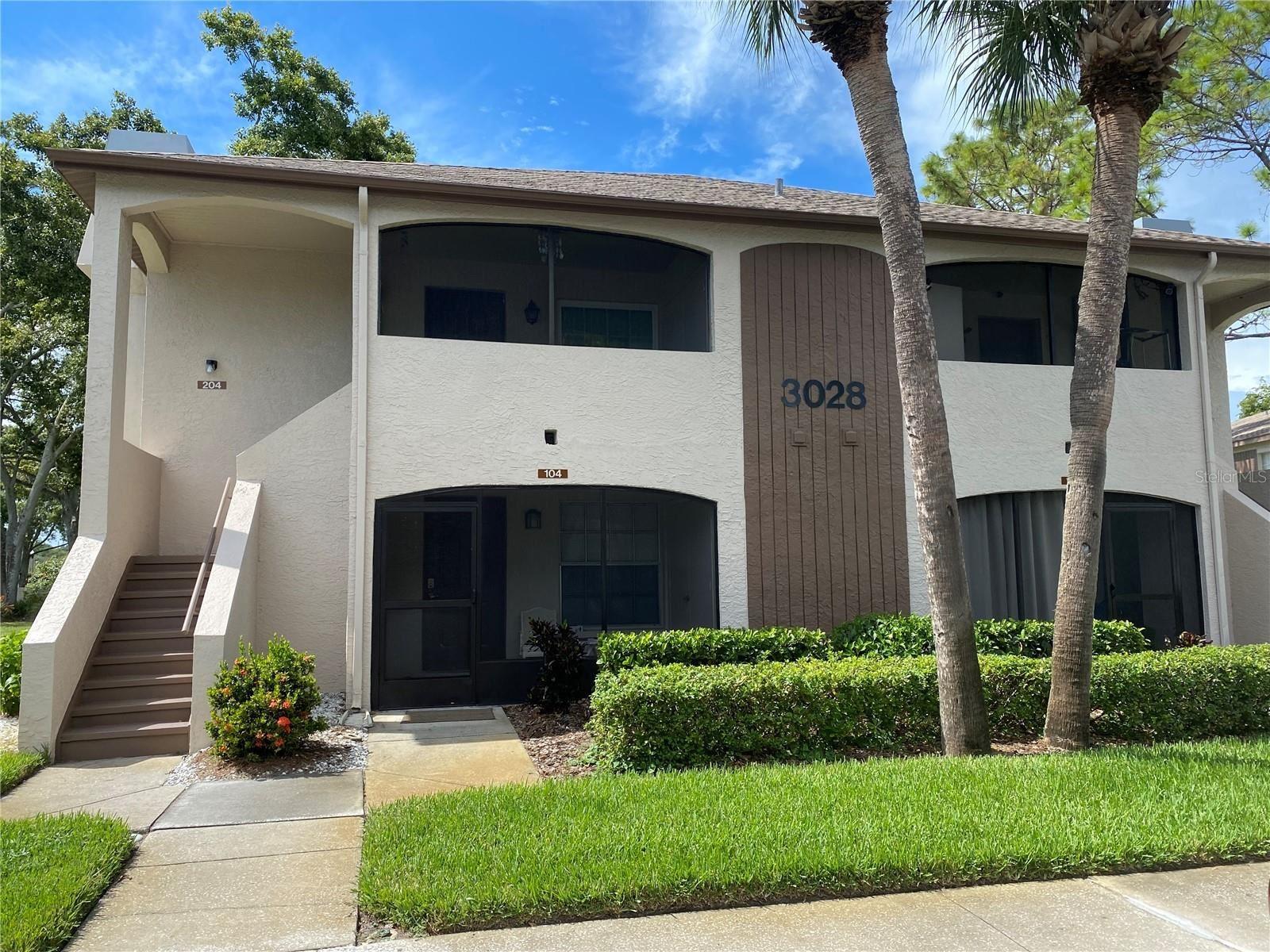 3028 BONAVENTURE CIRCLE #104, Palm Harbor, FL 34684 - MLS#: T3334012