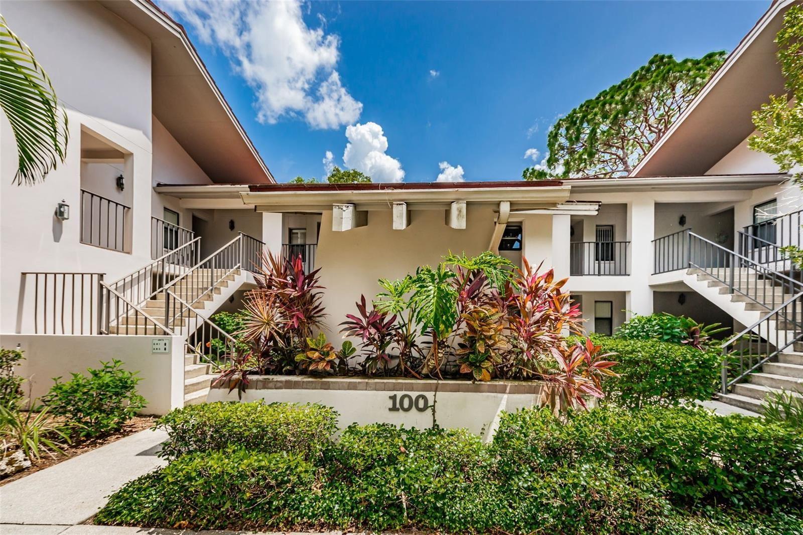 300 S FLORIDA AVENUE #100G, Tarpon Springs, FL 34689 - MLS#: U8131012
