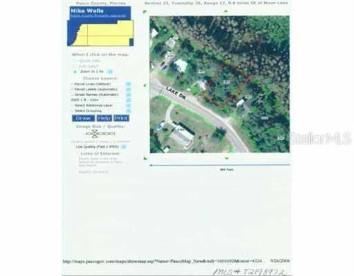 Main image for LAKE DRIVE, NEW PORT RICHEY,FL34654. Photo 1 of 9