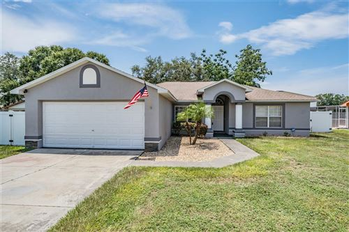 Photo of 3263 AMHERST AVENUE, SPRING HILL, FL 34609 (MLS # W7836014)