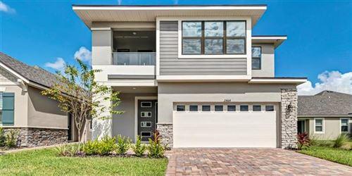 Photo of 2484 VARENNA LOOP #Lot 762, KISSIMMEE, FL 34741 (MLS # O5918015)