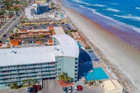 Photo of 800 N ATLANTIC AVENUE #206, DAYTONA BEACH, FL 32118 (MLS # O5851018)