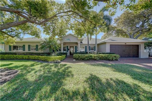 Photo of 633 POINSETTIA ROAD, BELLEAIR, FL 33756 (MLS # U8077018)