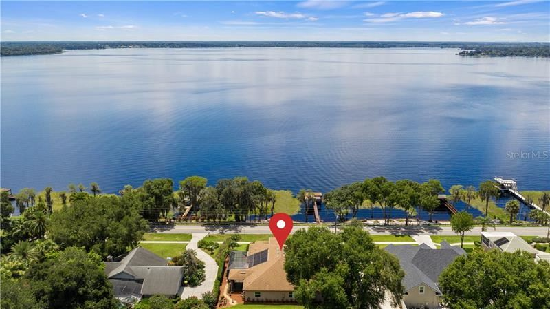 Photo of 2355 S LAKESHORE DRIVE, CLERMONT, FL 34711 (MLS # G5032018)
