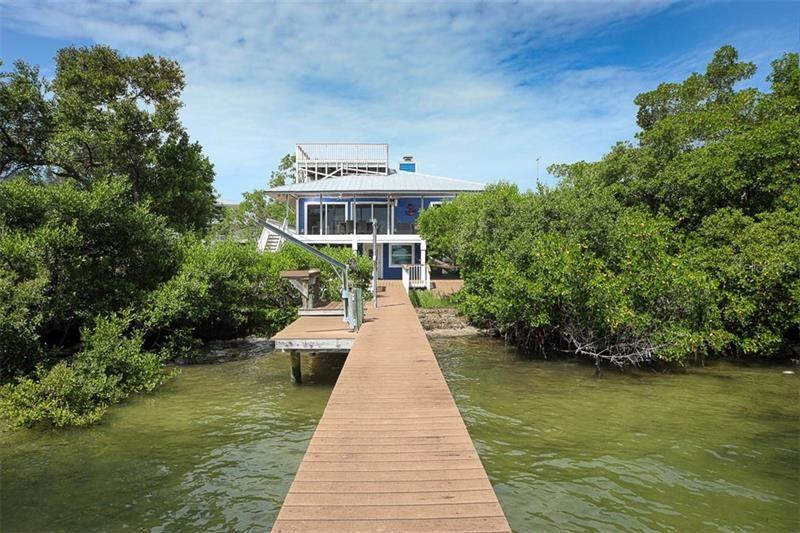 Photo of 9380 LITTLE GASPARILLA ISLAND, PLACIDA, FL 33946 (MLS # D6113019)