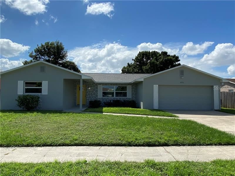 596 THOMAS JEFFERSON WAY, Orlando, FL 32809 - MLS#: O5898019
