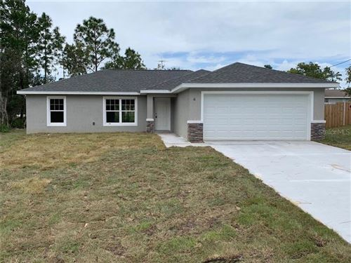 Photo of 8760 SW 211TH CIRCLE, DUNNELLON, FL 34431 (MLS # OM609020)