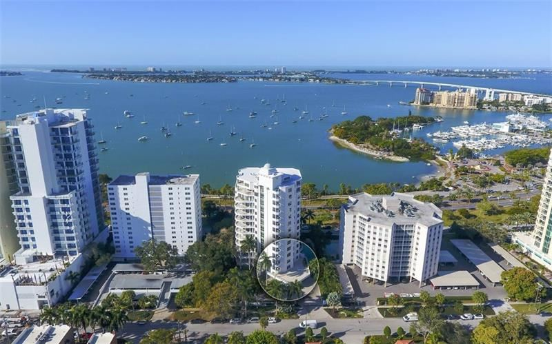 Photo of 500 S PALM AVENUE #12, SARASOTA, FL 34236 (MLS # A4490020)