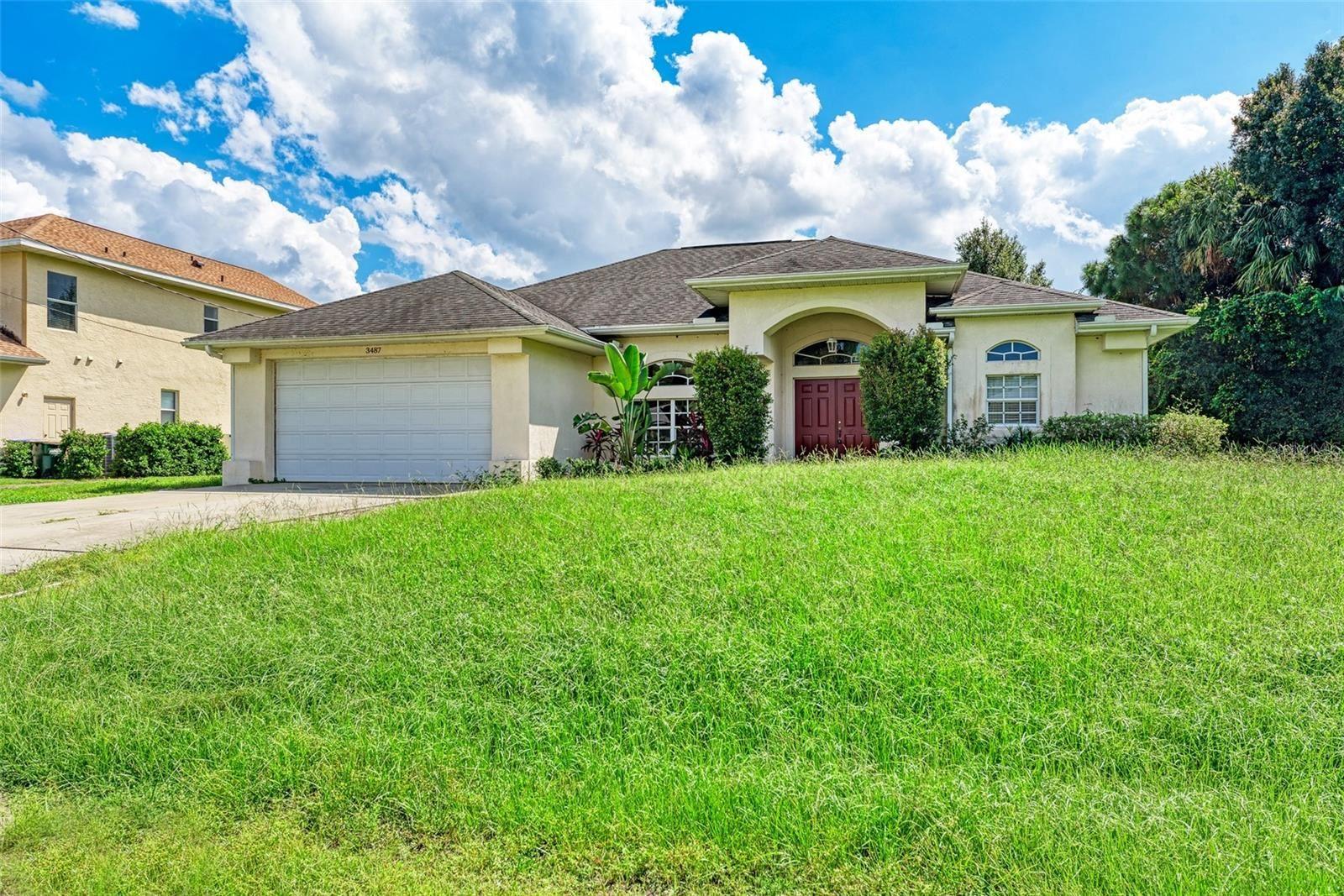 3487 NEMO AVENUE, North Port, FL 34287 - #: A4514020