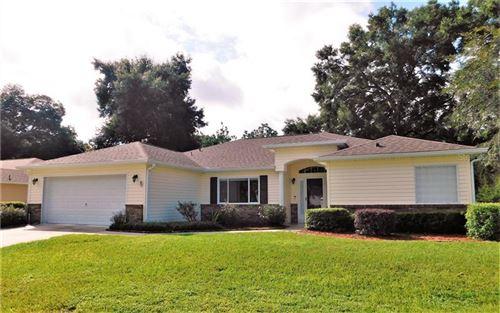 Photo of 14288 SW 112TH CIR, DUNNELLON, FL 34432 (MLS # OM609021)