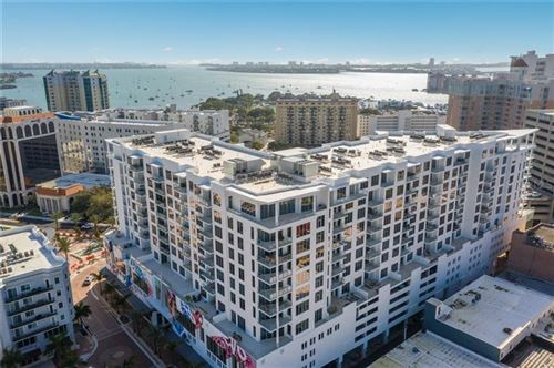 Photo of 111 S PINEAPPLE AVENUE #1212 PH 6, SARASOTA, FL 34236 (MLS # A4464022)