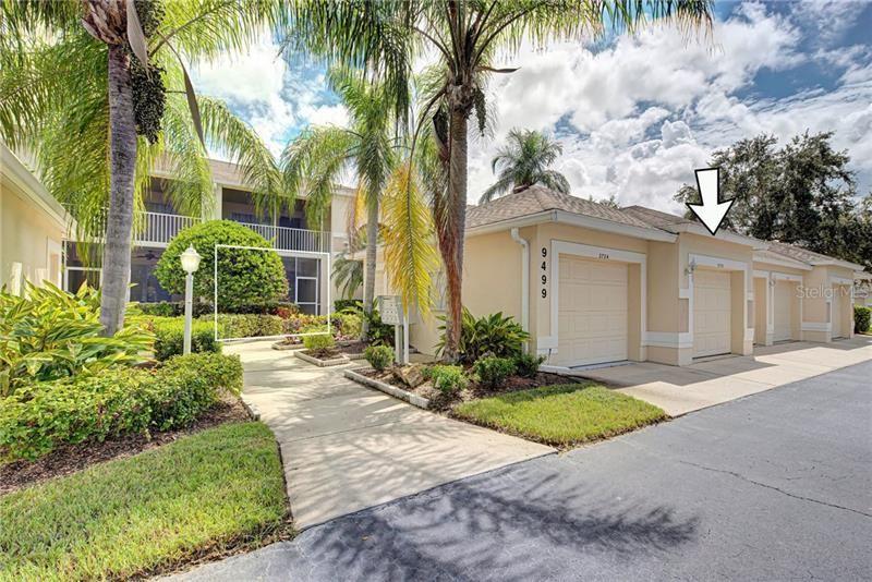 9499 MILLBANK DRIVE #2714, Sarasota, FL 34238 - #: A4478022