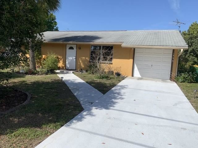 1555 BEACON DRIVE, Port Charlotte, FL 33952 - #: C7427022