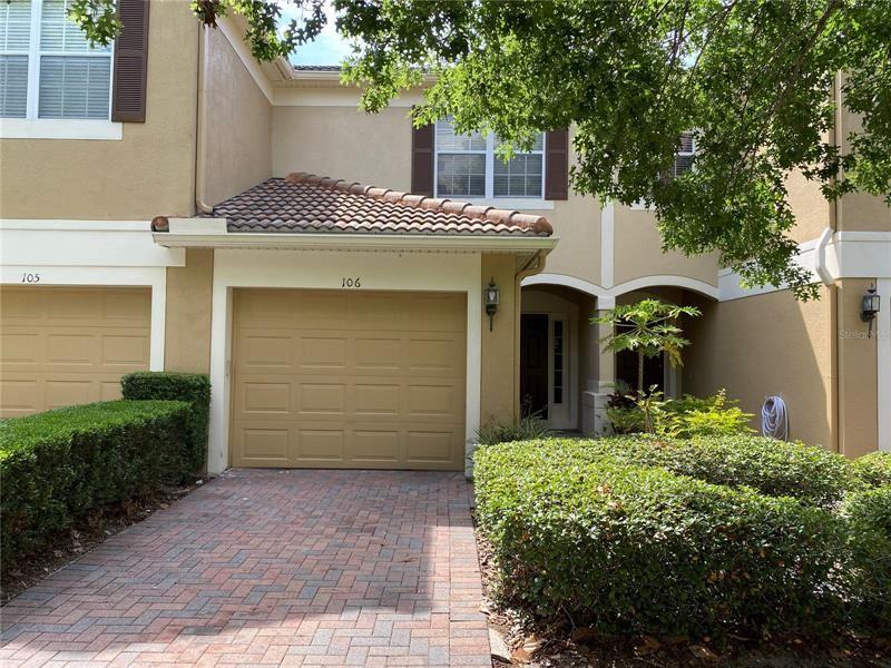 6301 DAYSBROOK DRIVE #106, Orlando, FL 32835 - #: S5050023