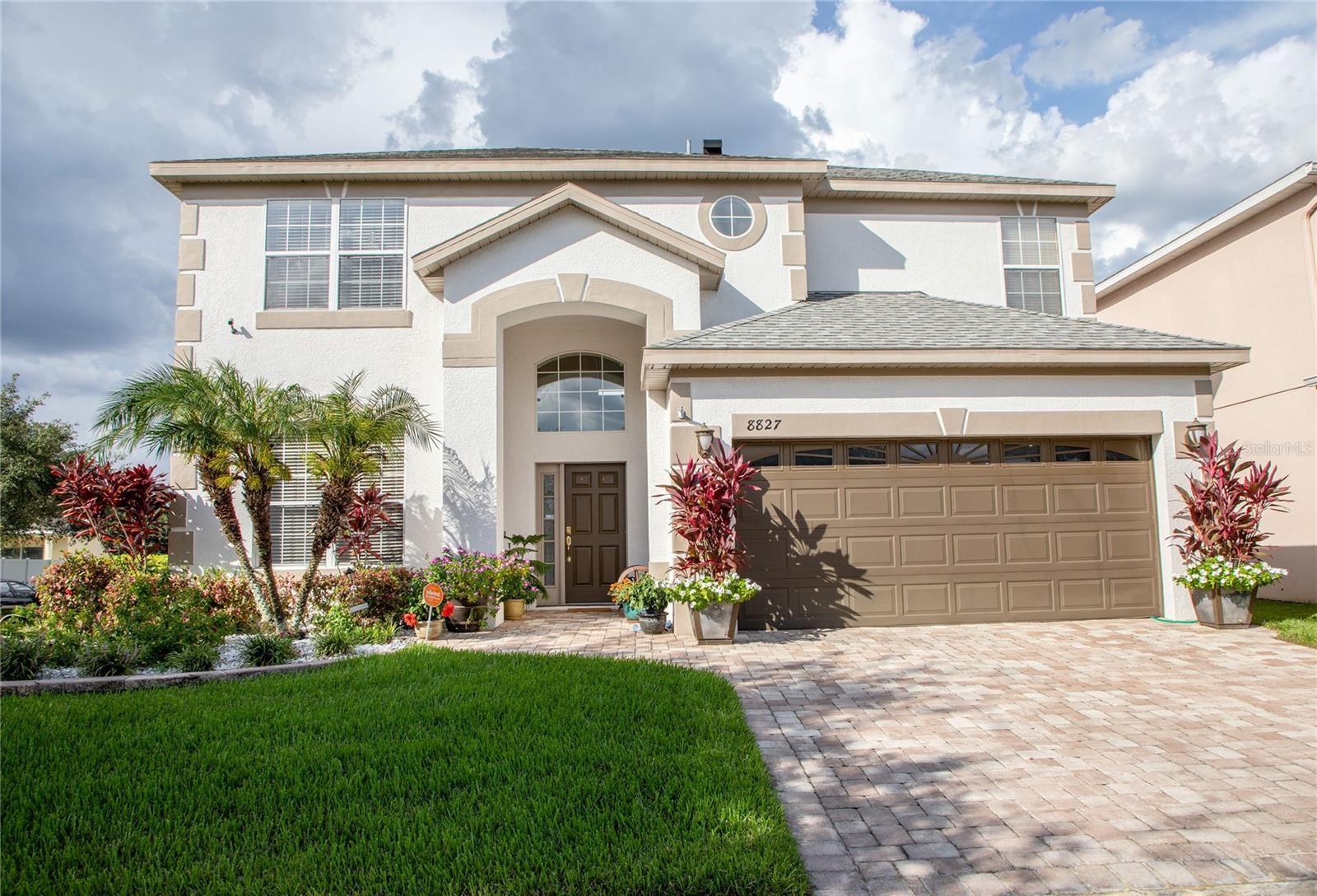 8827 HASTINGS BEACH BOULEVARD, Orlando, FL 32829 - MLS#: O5960024