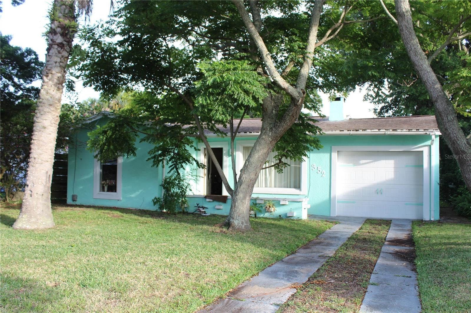 352 GOLF BOULEVARD, Daytona Beach, FL 32118 - #: V4920024