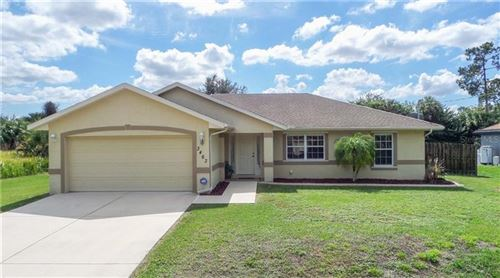 Photo of 3463 NARCISSUS TERRACE, NORTH PORT, FL 34286 (MLS # C7426025)