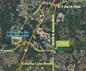 Main image for STATE ROAD 54, WESLEY CHAPEL, FL  33545. Photo 1 of 6