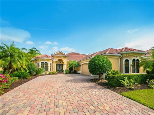 Photo of 6941 BRIER CREEK COURT, LAKEWOOD RANCH, FL 34202 (MLS # A4419027)
