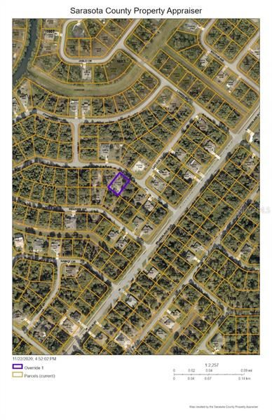 Photo of JAYLENE ROAD, NORTH PORT, FL 34288 (MLS # D6115027)