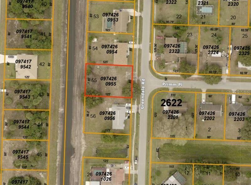 Photo of 2911 GREENDALE ROAD, NORTH PORT, FL 34287 (MLS # A4465028)