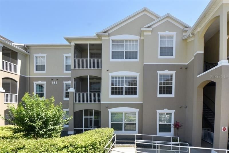 586 BRANTLEY TERRACE WAY #206, Altamonte Springs, FL 32714 - #: O5919029