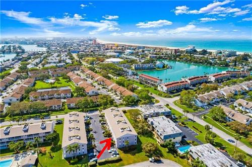 Photo of 255 CAPRI CIRCLE N #3, TREASURE ISLAND, FL 33706 (MLS # T3234030)