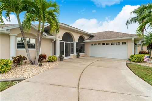 Tiny photo for 87 LONG MEADOW PLACE, ROTONDA WEST, FL 33947 (MLS # D6110031)