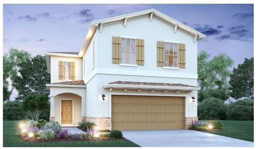 Photo of 5131 LITTLE STREAM LANE, WESLEY CHAPEL, FL 33545 (MLS # T3270033)