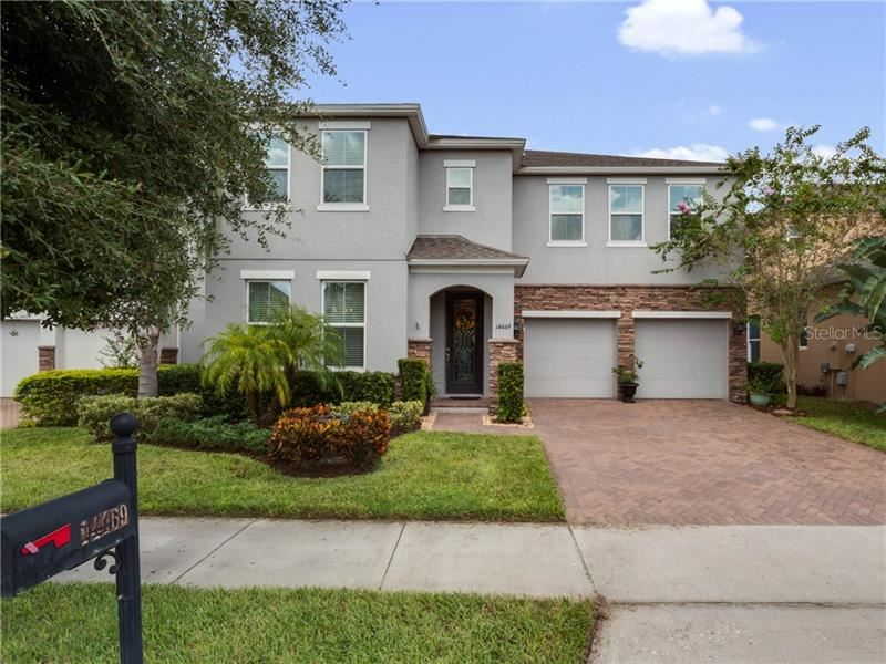 14469 CEDAR HILL DRIVE, Winter Garden, FL 34787 - #: O5888033