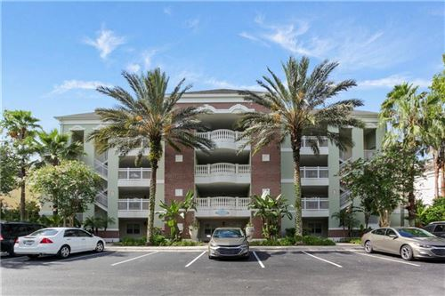 Photo of 7602 SANDY RIDGE DRIVE #103, REUNION, FL 34747 (MLS # O5877034)
