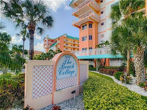 Photo of 18400 GULF BOULEVARD #1206, INDIAN SHORES, FL 33785 (MLS # T3271034)