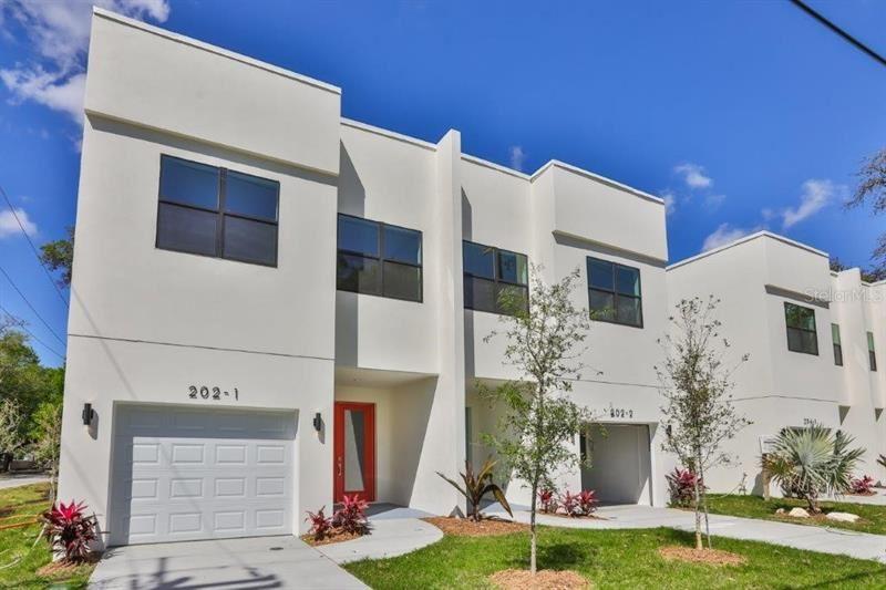 202 N MANHATTAN AVENUE #2, Tampa, FL 33609 - MLS#: T3233036