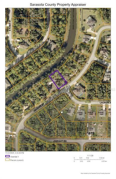 Photo of HENNING STREET, NORTH PORT, FL 34288 (MLS # D6115038)