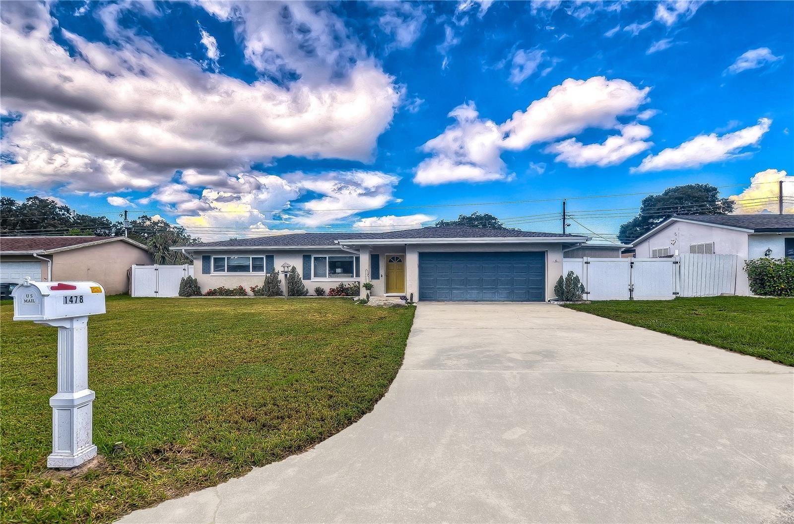 1478 BUGLE LANE, Clearwater, FL 33764 - #: T3334039