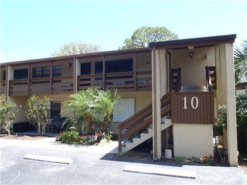 Photo of 10 QUAILS RUN BOULEVARD #11, ENGLEWOOD, FL 34223 (MLS # D6112041)