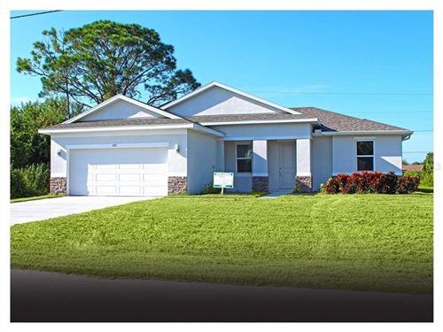 Photo of 4674 ABATE AVENUE, NORTH PORT, FL 34288 (MLS # T3270042)