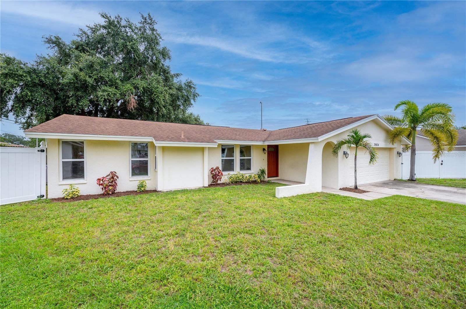 Photo of 3904 COCHISE TERRACE, SARASOTA, FL 34233 (MLS # A4509043)