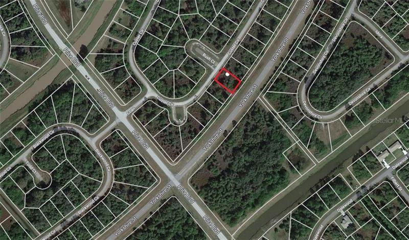 Photo of Lot 11 CUSTER CIRCLE, NORTH PORT, FL 34288 (MLS # C7435043)